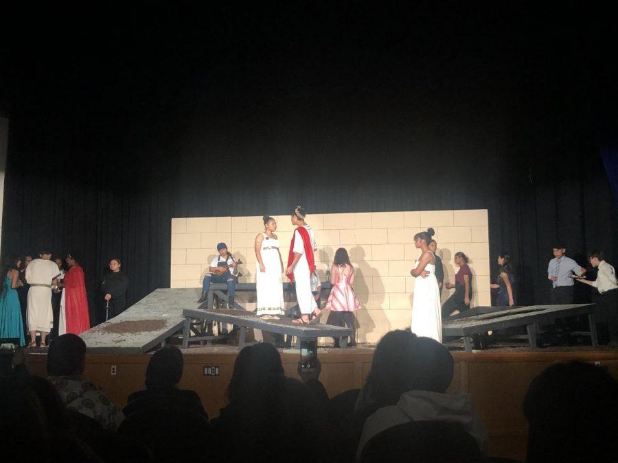 Passaic Prep put on an adaptation of the Greek tragedy