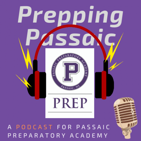 Prepping Passaic podcast logo