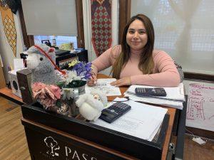 Ms. Zanabria