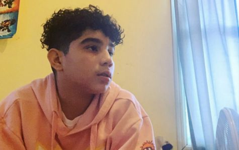 Johab Angarita, Eighth Grade