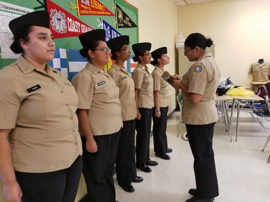 ROTC+Naval+Science