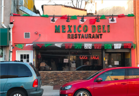 Restaurant Review: Mexico Deli on Market Street