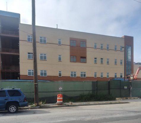 PHOTOS: New school campus in Passaic