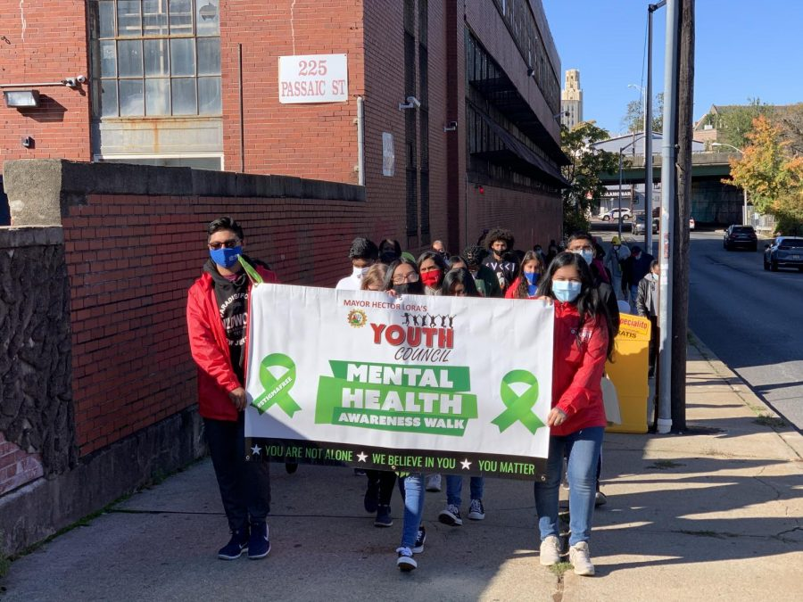 Mental Health Awareness Walk