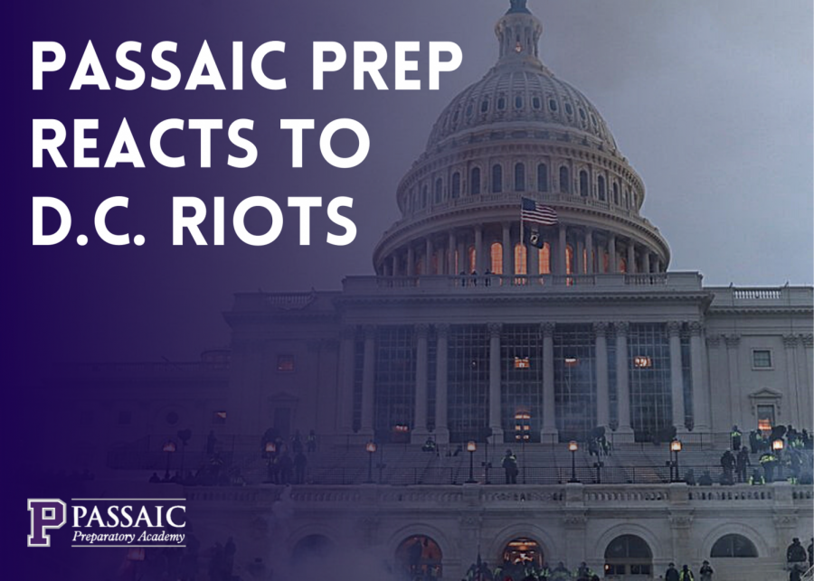 Prep Reacts to D.C. Riots graphic