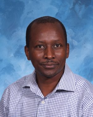Dr. Geoffrey Korir