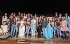 Theatre Pathway students