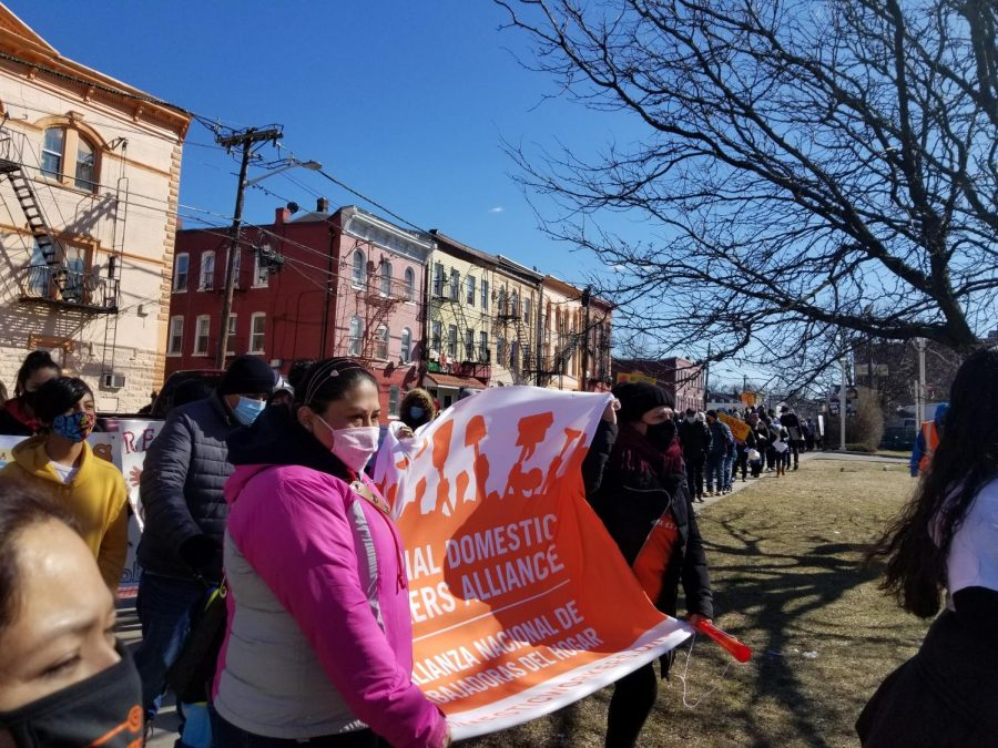 Excluded Women's March