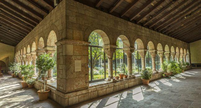 The Met Cloisters in New York City.