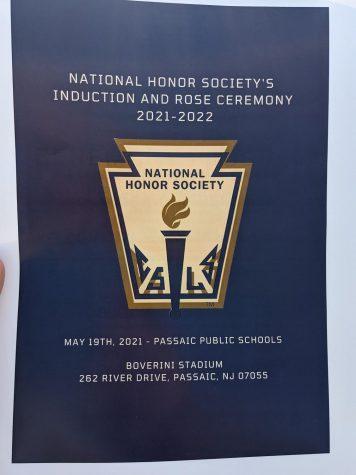 National Honor Society 2021