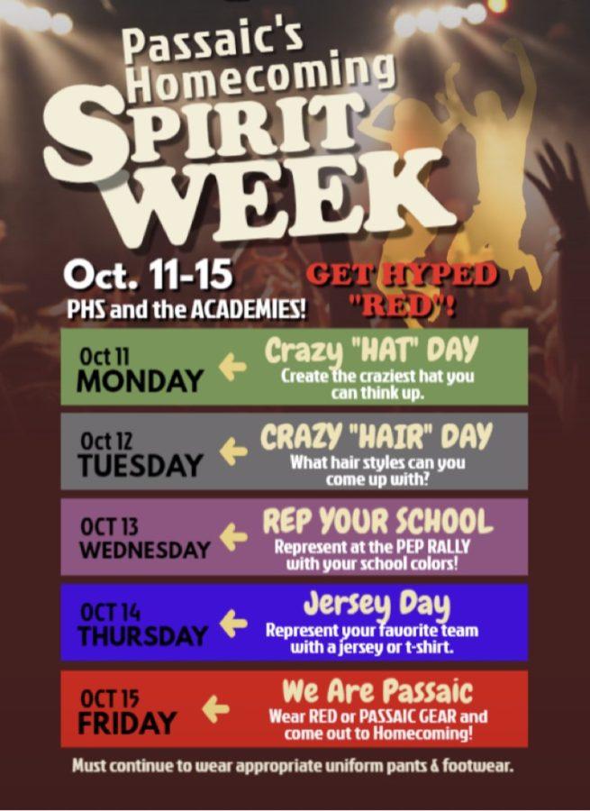 Its Spirit Week at Prep!