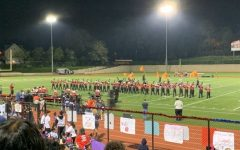 VIDEO: Marching Band wins regional honors; on to states and nationals